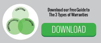 three types of warranties adi agency