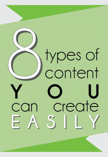 8 types of quick content formats download
