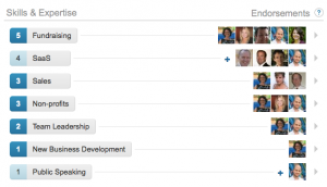 LinkedIn Endorsements